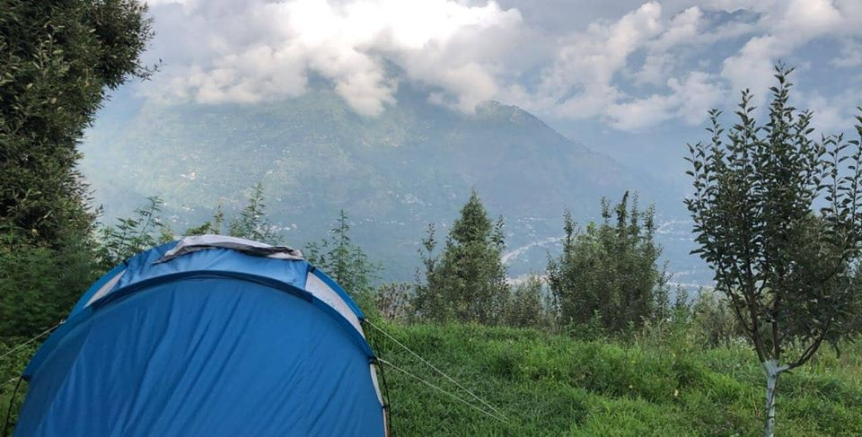 Camping in Manali